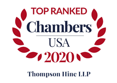 Ranked by Chambers USA as a Top Ranked Practice