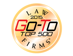 Thompson Hine has been recognized as one of the Go-To Law Firms of the Top 500 Companies