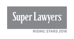 Super Lawyer Rising Star 2016