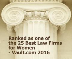 Thompson Hine was ranked #22 on Vault.com's 2016 list of the country's 25 Best Law Firms for Women.