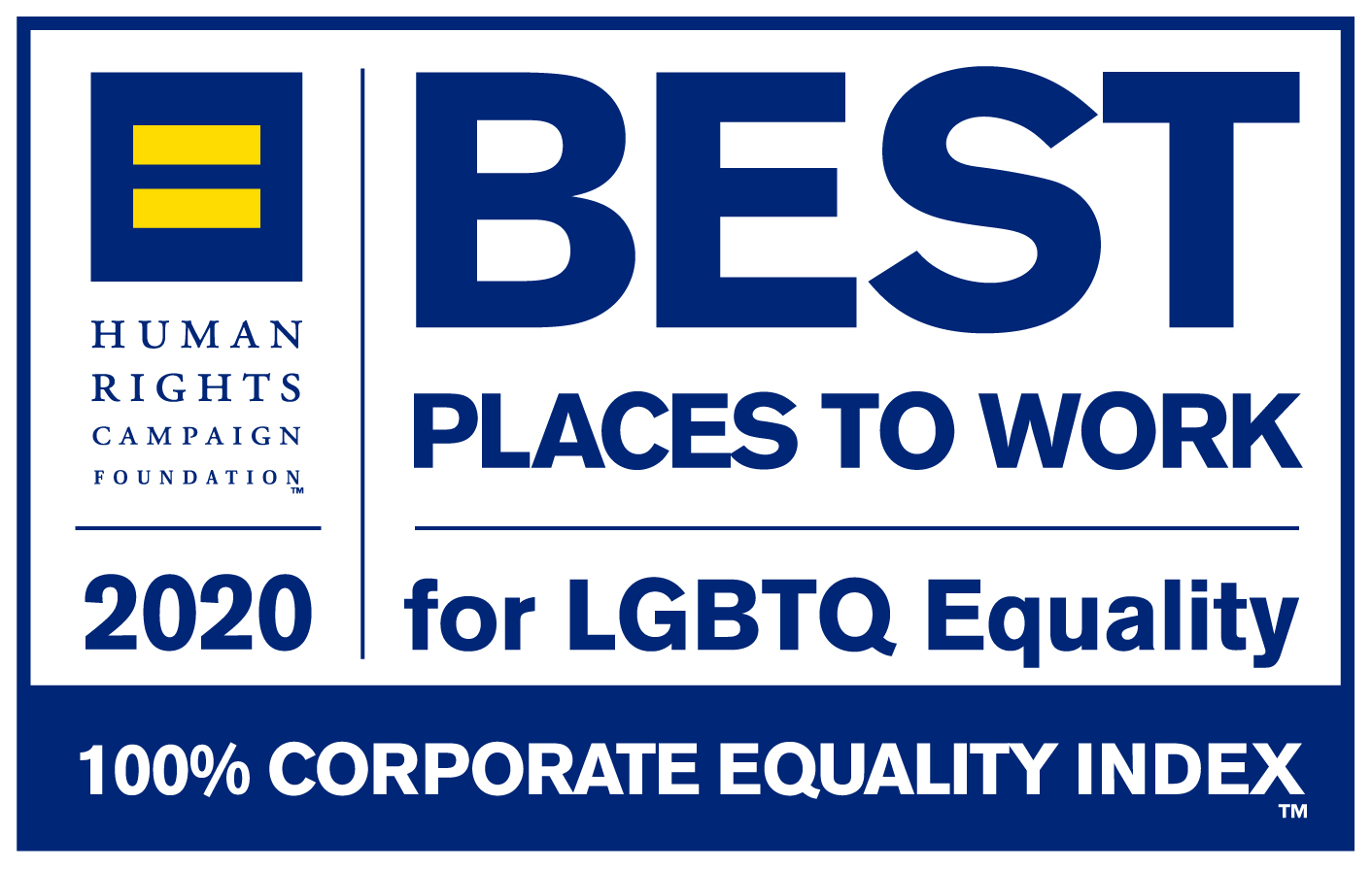 Thompson Hine has a 100% Corporate Equality Index