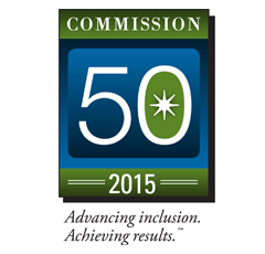 Thompson Hine listed on the Commission 50. The Commission 50 designation recognizes the 50 organizations with the highest combined scores on board, senior management, workforce and supplier diversity on the Commission's most recent Employers Survey on Diversity.