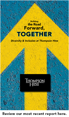 Thompson Hine's 2017 Diversity & Inclusion Report, Building the Road Forward Together
