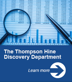 Thompson Hine Discovery Department