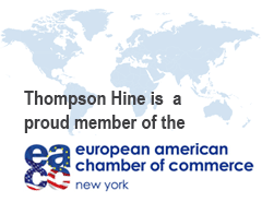 Thompson Hine is a proud member of the European American Chamber of Commerce - New York