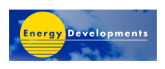 Energy Developments, Inc.