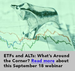 ETFs and ALTs: What is around the corner?