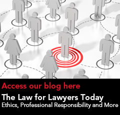 The Law for Lawyers Today Blog