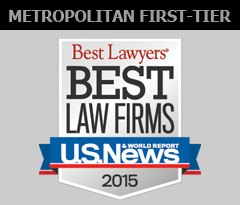 US World News Metropolitan First-Tier Ranking