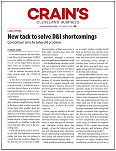 New Tack to Solve D&I Shortcomings