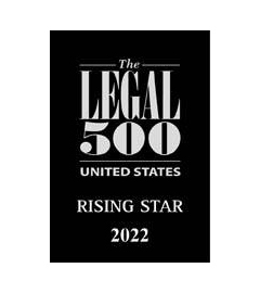 Legal 500 Rising Star 2019