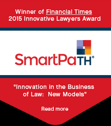 "Thompson Hine LLP was ranked as the top firm in the category ""Most innovative North American law firms 2015: New working models"" in the report Financial Times North America Innovative Lawyers 2015."