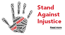 Stand Against Injustice
