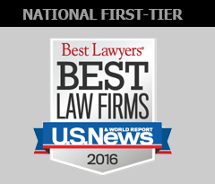 Thompson Hine receives 2016 national first-tier ranking