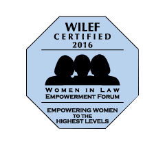 Thompson Hine is WILEF certified