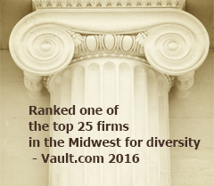 Thompson Hine is ranked as one of the top 25 firms in the Midwest for diversity
